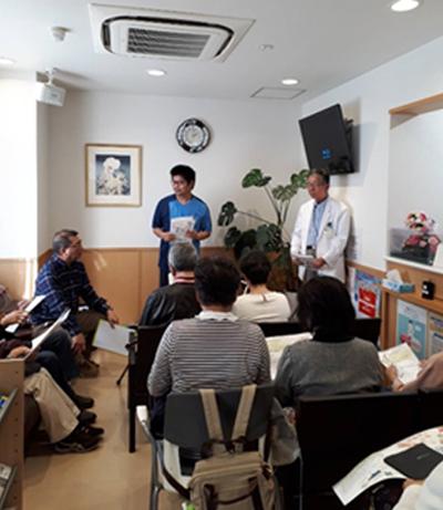 11月糖尿病教室
